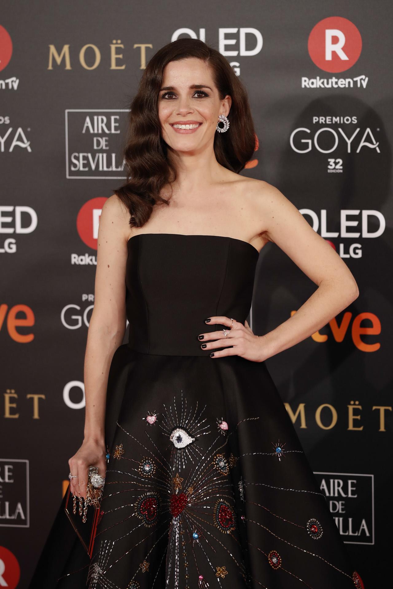 Los Mejores Looks De Belleza De Los Goya 2018 Instyle