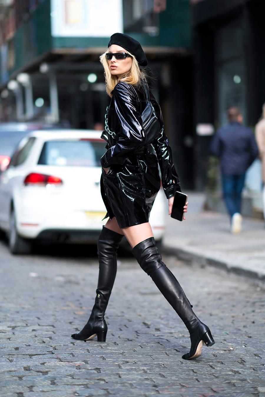 Elsa Hunk. Las boinas están más de moda que nunca 1286e157cc5