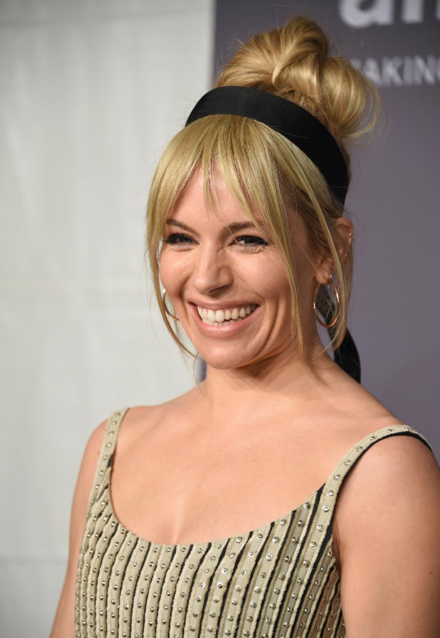 10 Peinados Con Flequillo De Inspiracion Celebrity Instyle