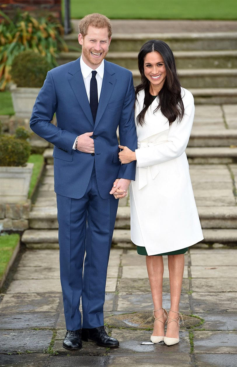 Meghan Markle Principe Harry pedida
