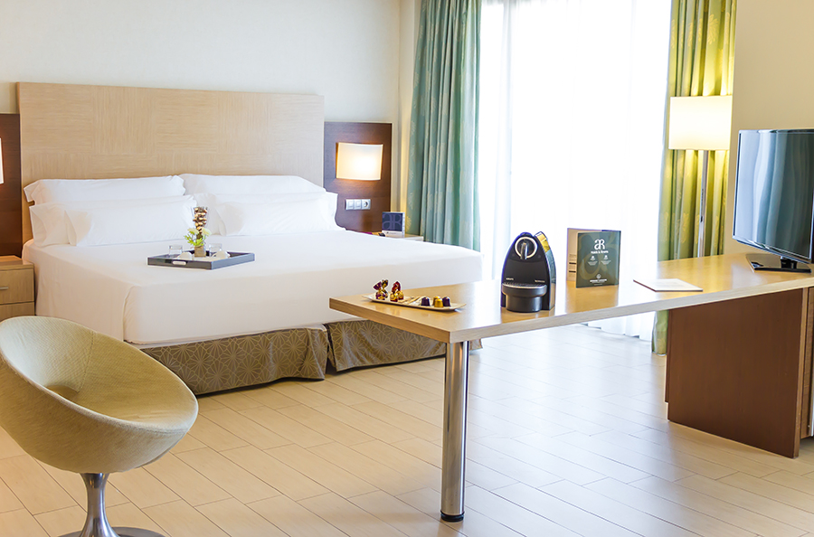 ARDB Habitacion JuniorSuite (2). Hotel AR Diamante Beach, Calpe