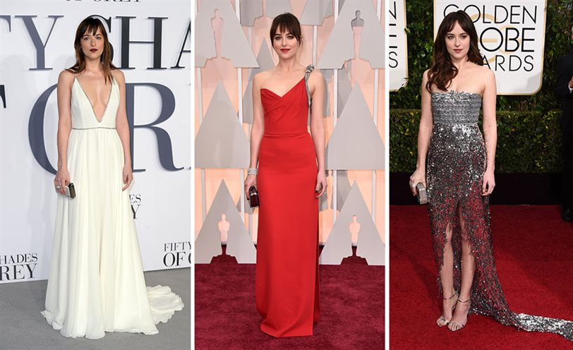 Dakota Johnson alfombra roja