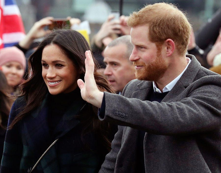 Meghan-Markle-Principe-Harry. La pareja 'royal' de moda