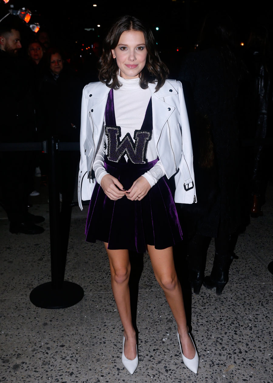 DL u394768 012. Millie Bobby Brown, ideal como siempre