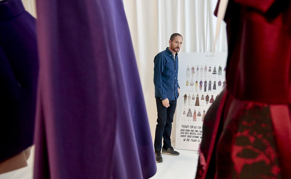 Delpozo en la Semana de la Moda de Londres - InStyle