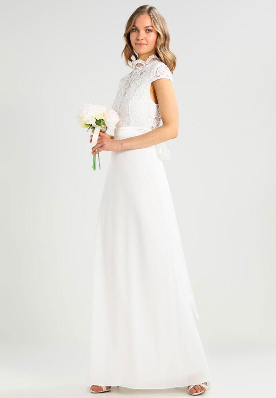 2e21a9319 9 vestidos de novia baratos ¡y con estilo! - InStyle