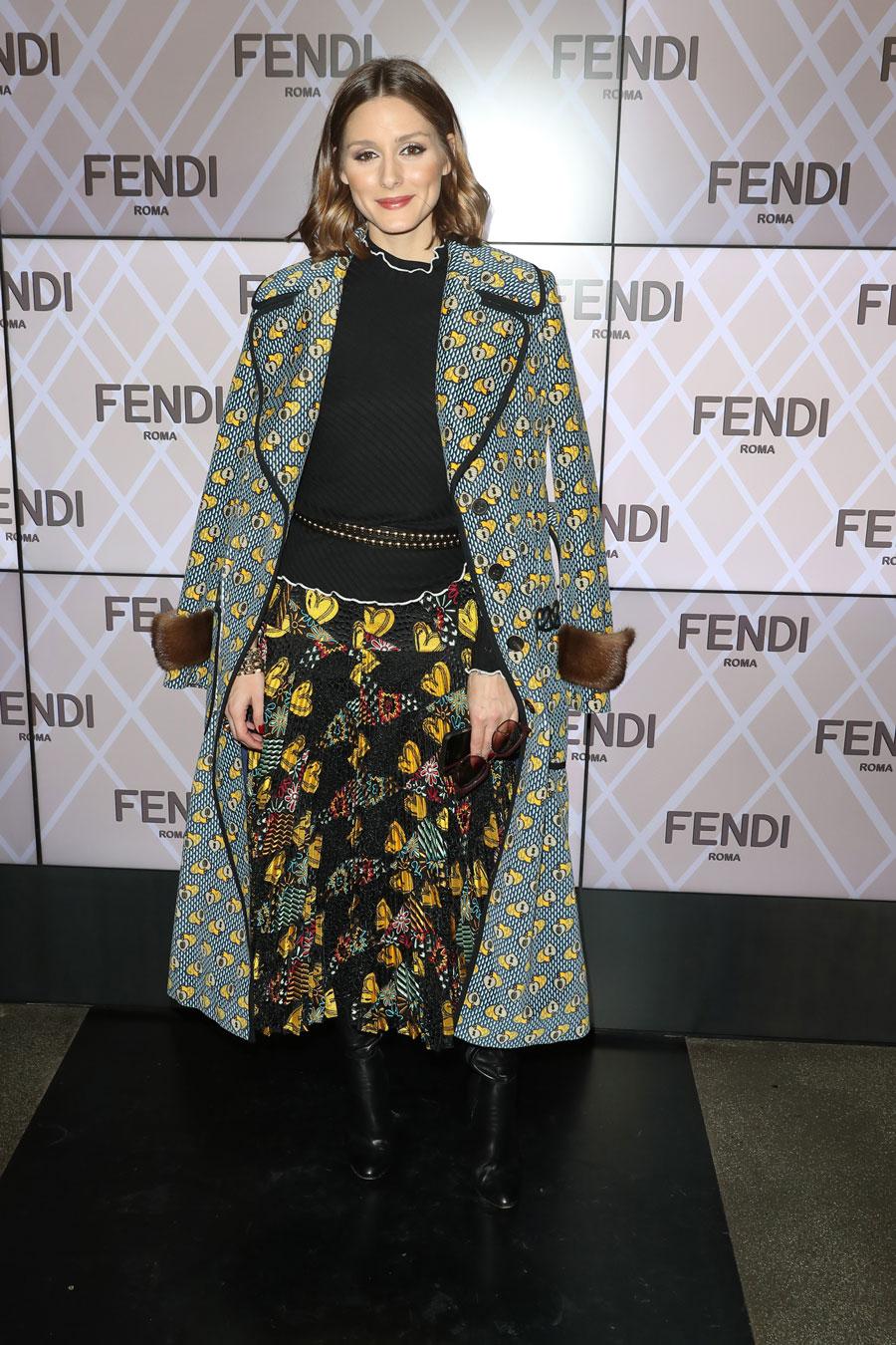 Estampados de moda  la perfecta combinación de Olivia Palermo - InStyle dc8afb465abe