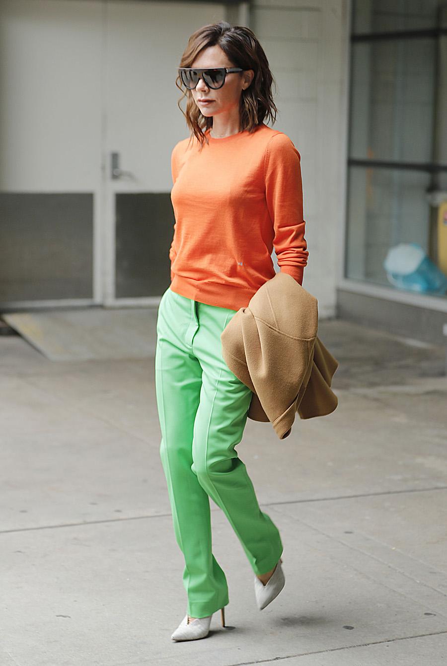 Mezclas de color sin l mites la tendencia de moda de la for Tendencia de color de moda