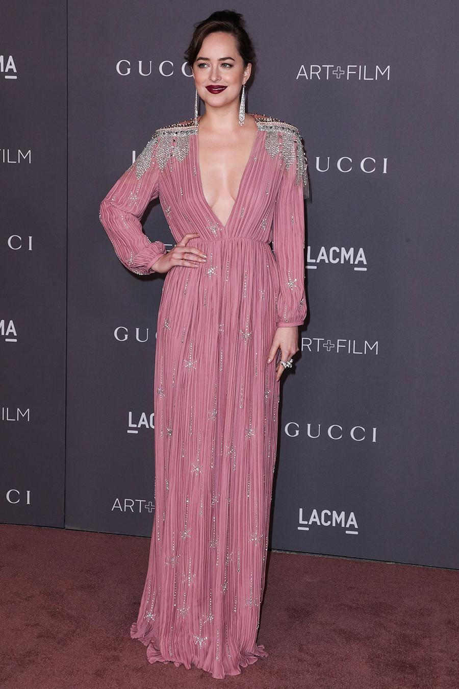 El vestido que Bárbara Lennie comparte con Dakota Johnson - InStyle