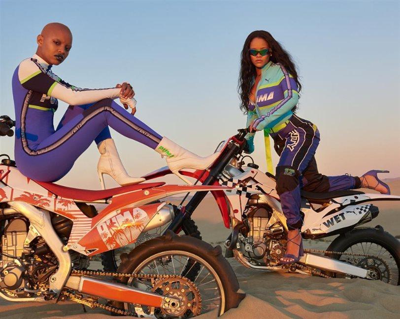 Rihanna Fenty for Puma