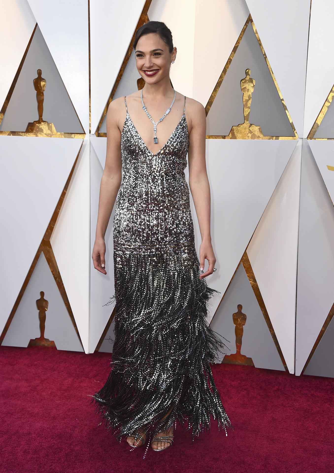 Las Mejor Vestidas De Los Premios Oscar 2018