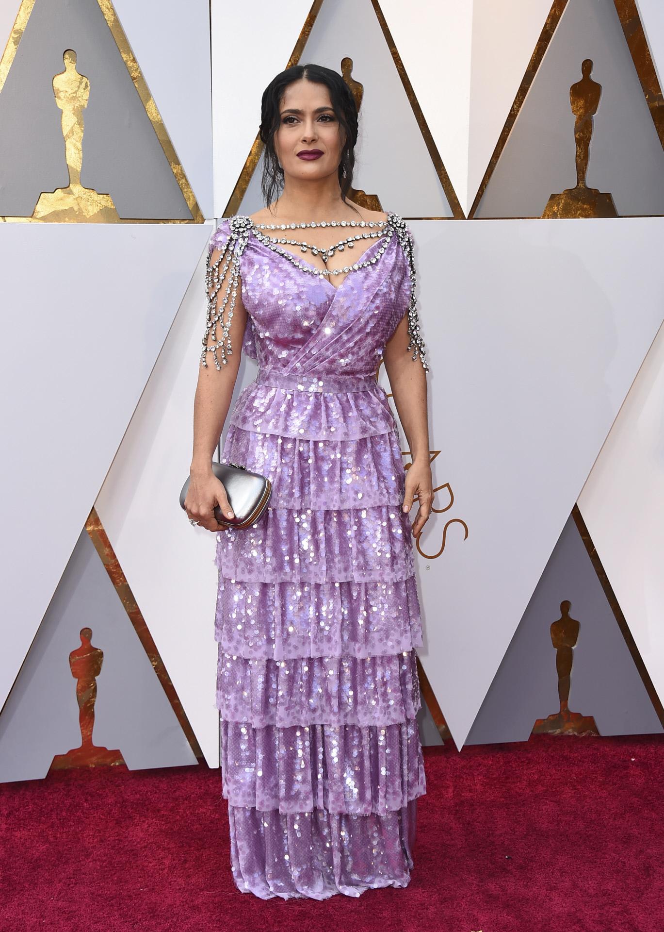 Los peores \'looks\' de la alfombra roja de los Oscar - InStyle