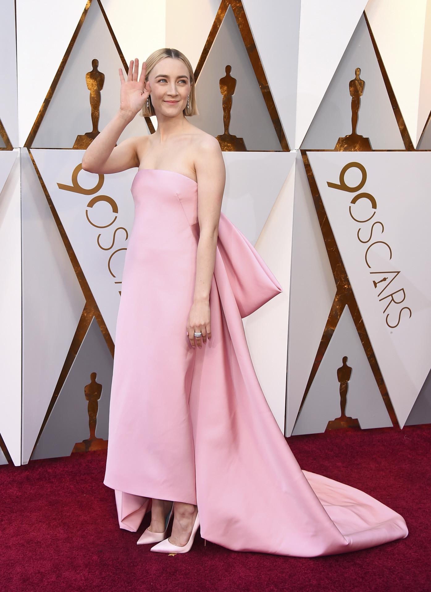 La alfombra roja de los Oscar 2018 - InStyle