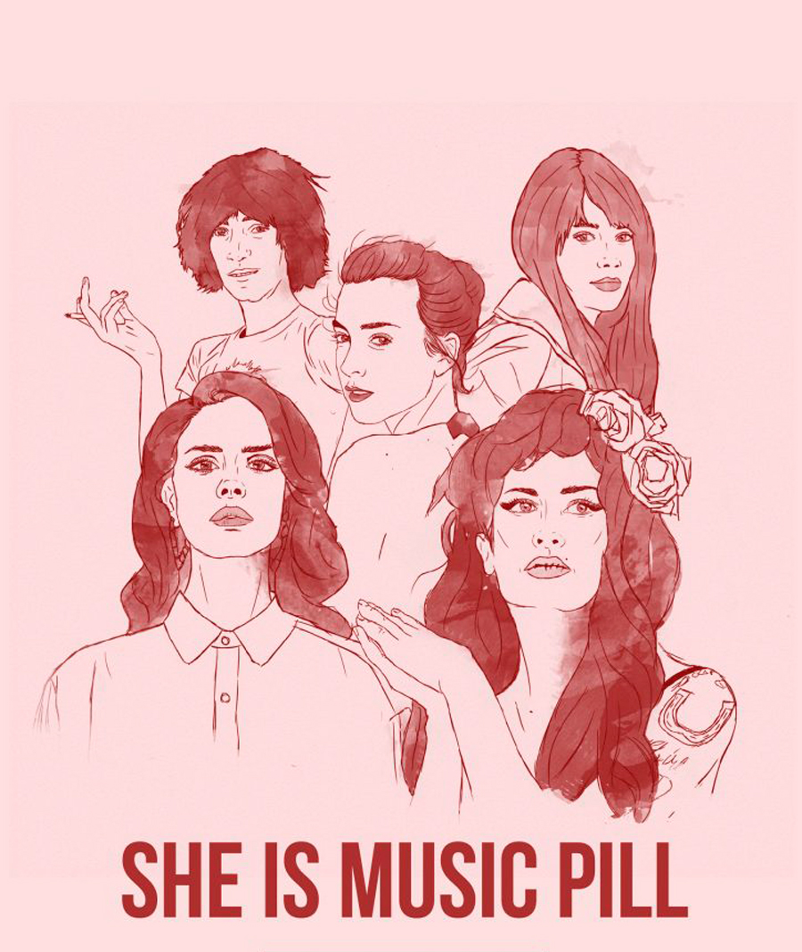 madrid-she-is-music-pills. She Is Music Pill