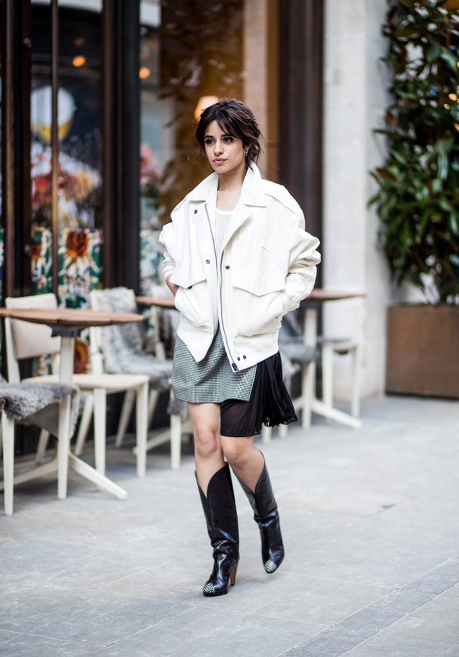 2ce7d30531 Las botas cowboy vuelven a estar de moda esta primavera 2018 - InStyle