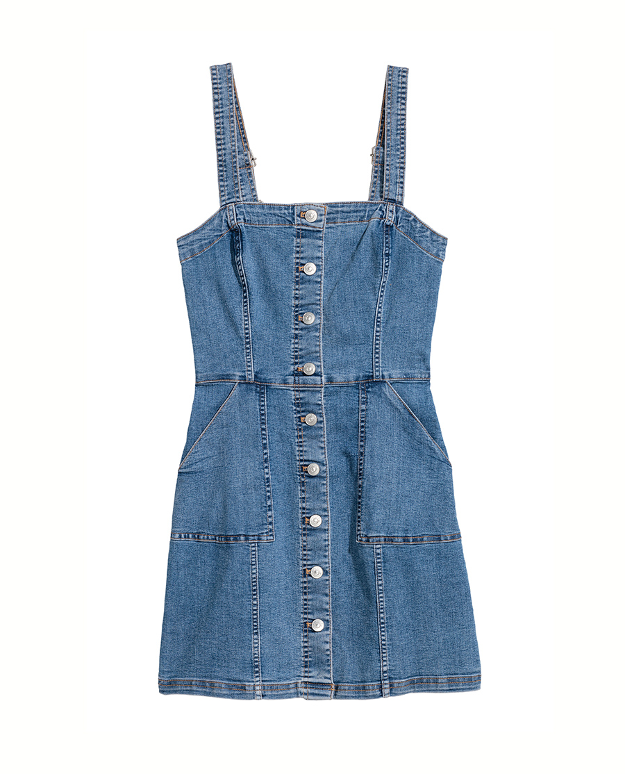 H&M 29,99 €. Total denim
