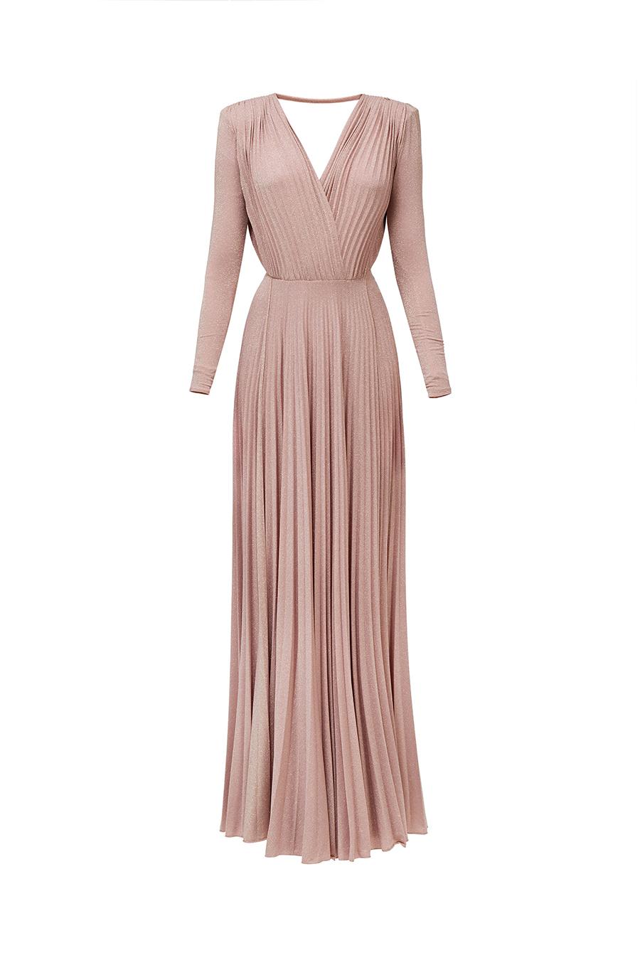10 vestidos largos para tus bodas de primavera - InStyle