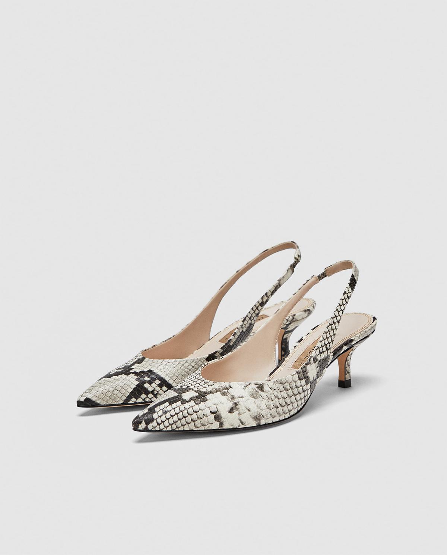 2a3c9652 Zapatos de tacón de primavera 2018: los 'stilettos' se llevan así ...