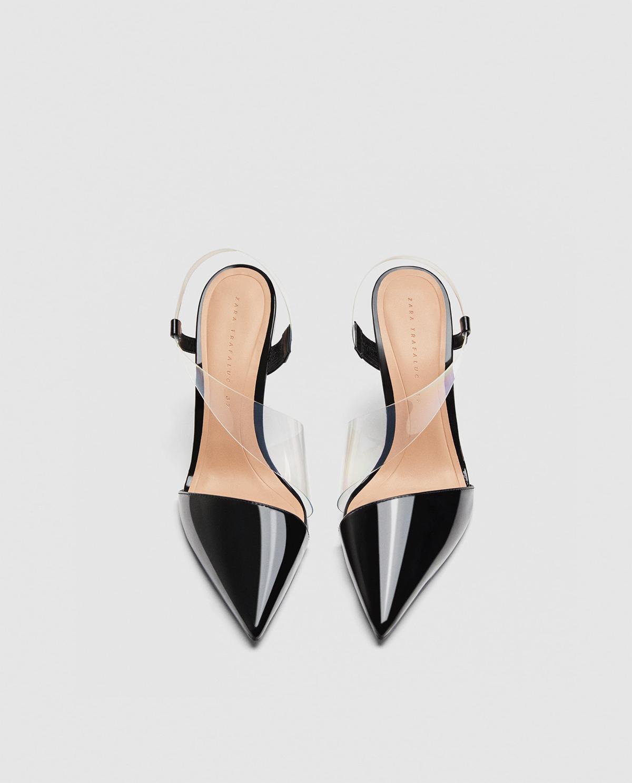 60ce145463 Zapatos de tacón de primavera 2018  los  stilettos  se llevan así ...