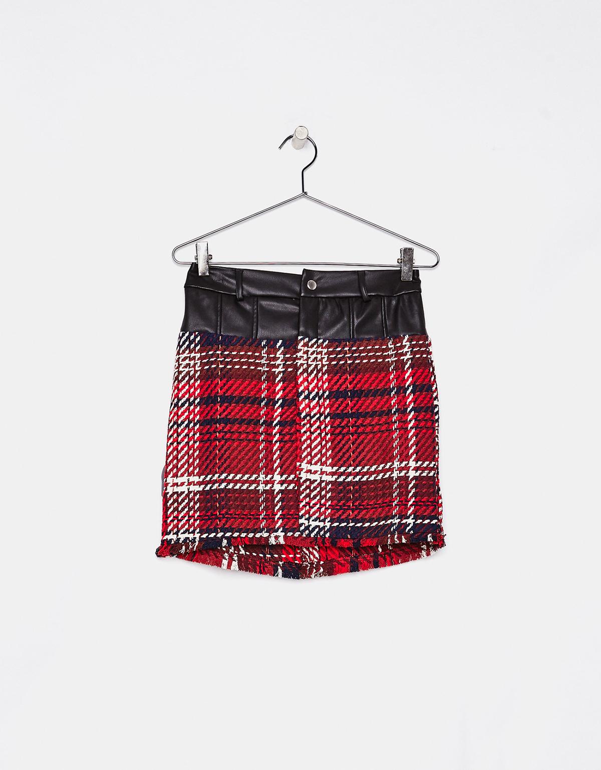 2ad95c086d Faldas de cuero de primavera 2018 para mujeres con mucha clase - InStyle