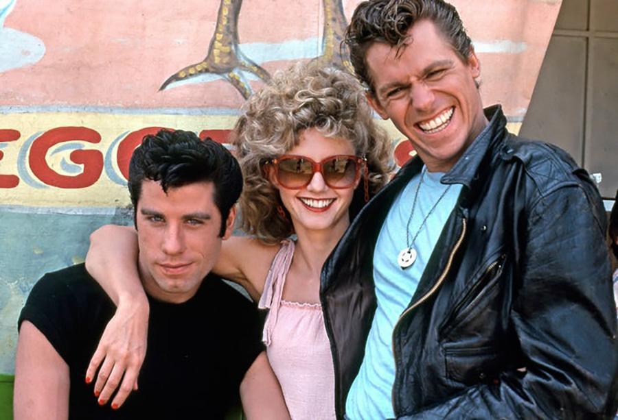 Resultado de imagen de John Travolta Jeff Conaway