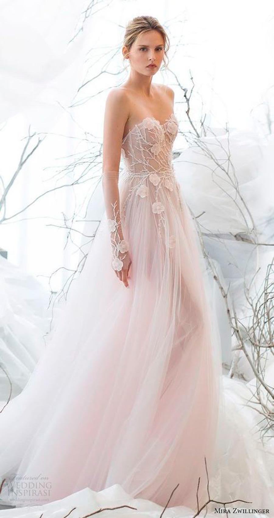 Vestidos de novia 2018: las nuevas tendencias (según Pinterest ...