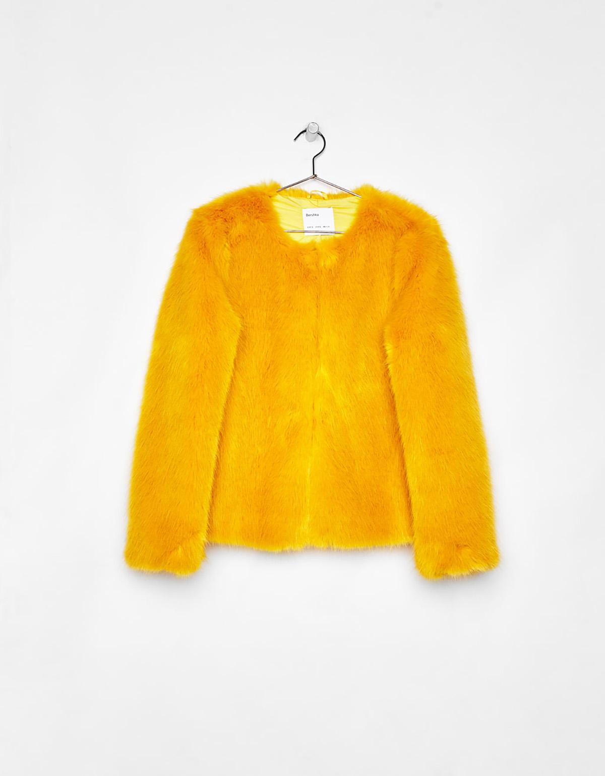 azul InStyle y 2018 amarillo Abrigo de primavera 6gSww