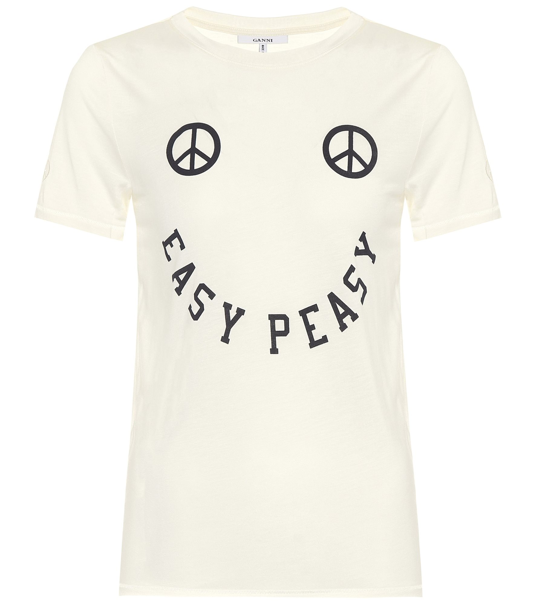 Peace and love es 'easy peasy'