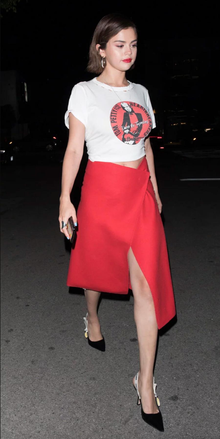 ccec8ec75 Sabemos cuál es la nueva marca favorita de Selena Gomez - InStyle