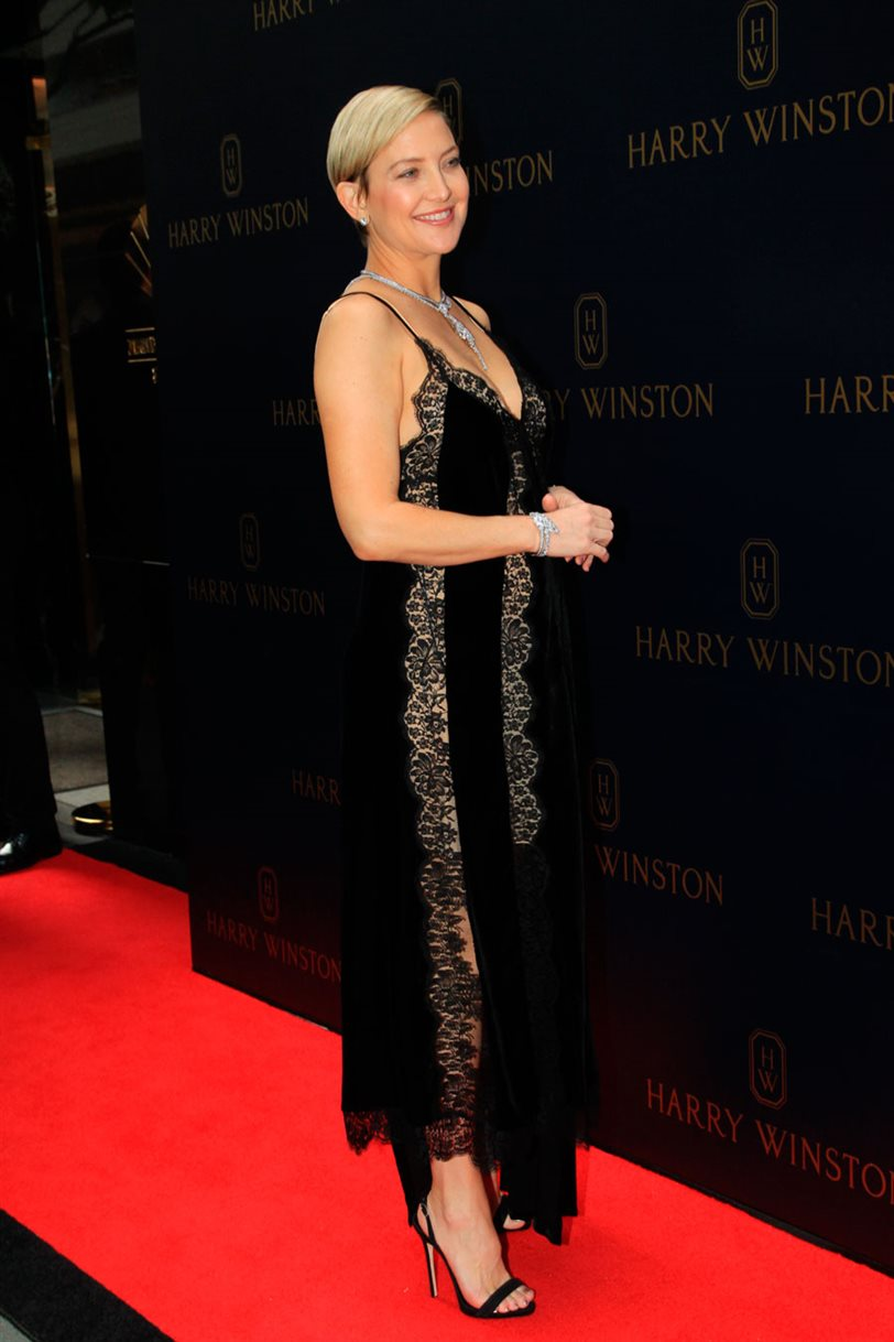 Kate hudson-evento Harry Winston