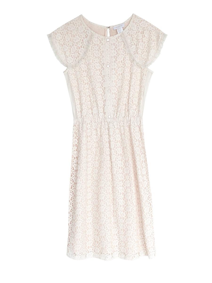 El vestido en tonos pastel 962b91948f3d