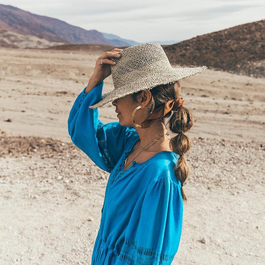 sombreros-playa-verano-collage-vintage. Sombreros para todos los estilos b01e51df854