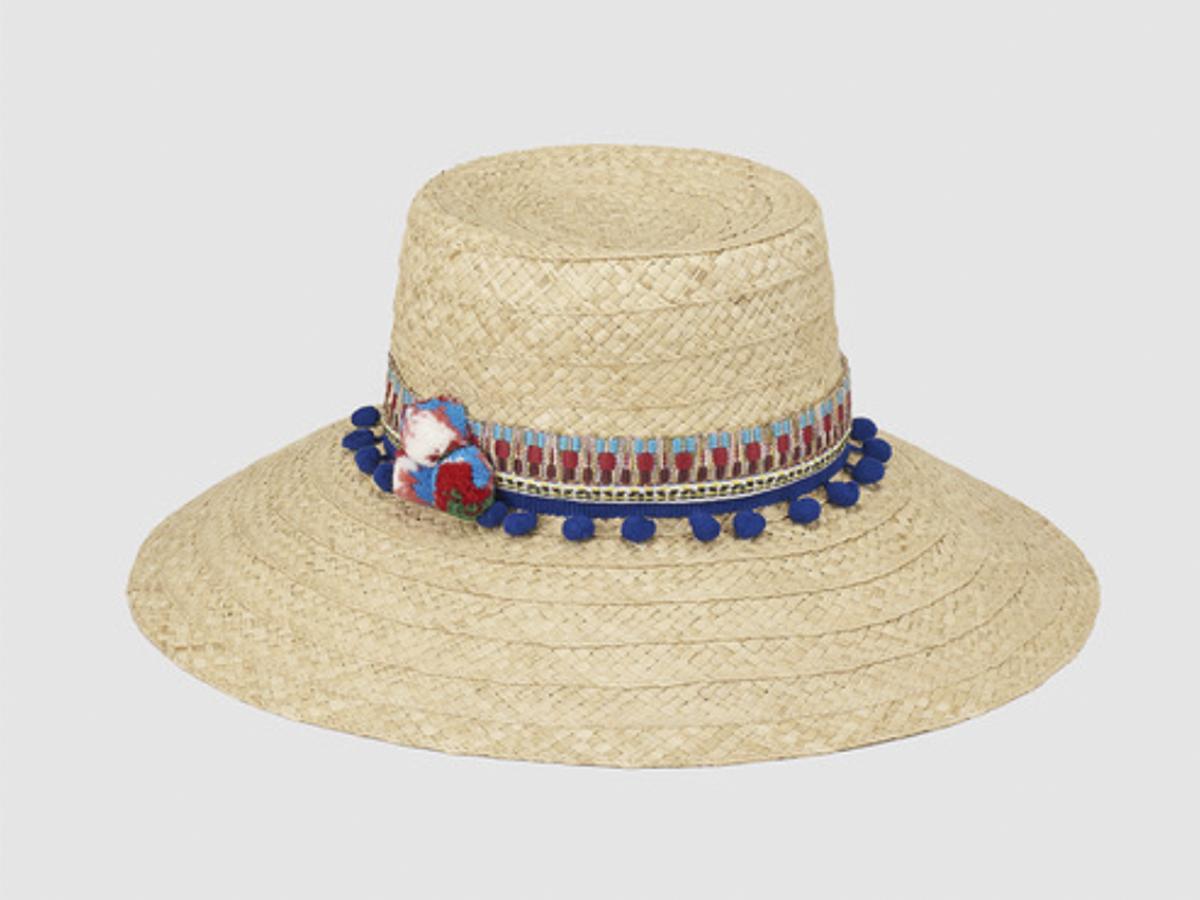 6095aedaf15 Sombreros mujer 2018  sobrevive al calor con estilo - InStyle