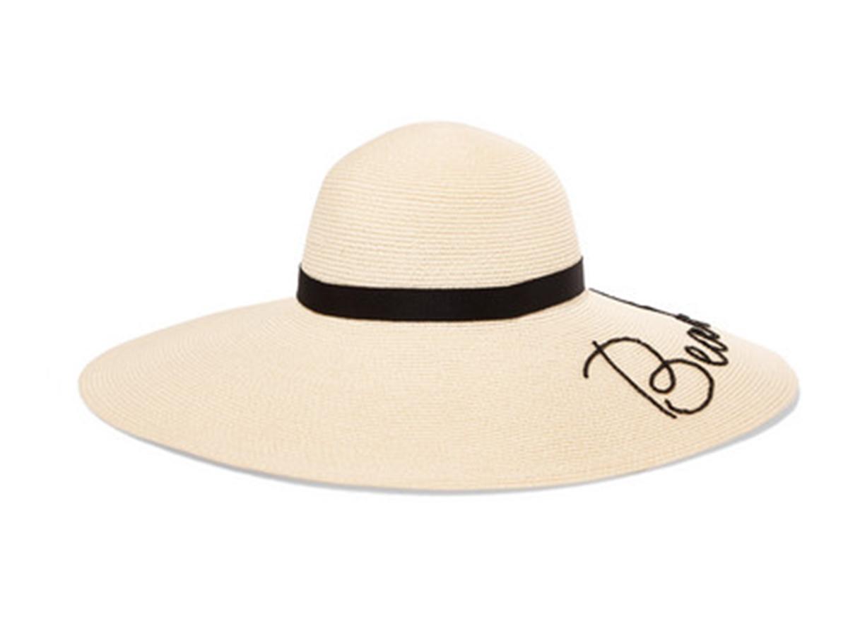 Sombreros mujer 2018  sobrevive al calor con estilo - InStyle df38840f716