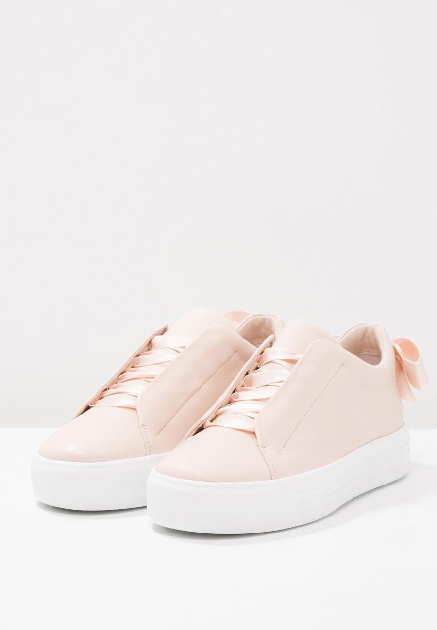 Lazos Instyle De Las Moda Zapatillas 2018 Llevan Mujer 5Aj34LR