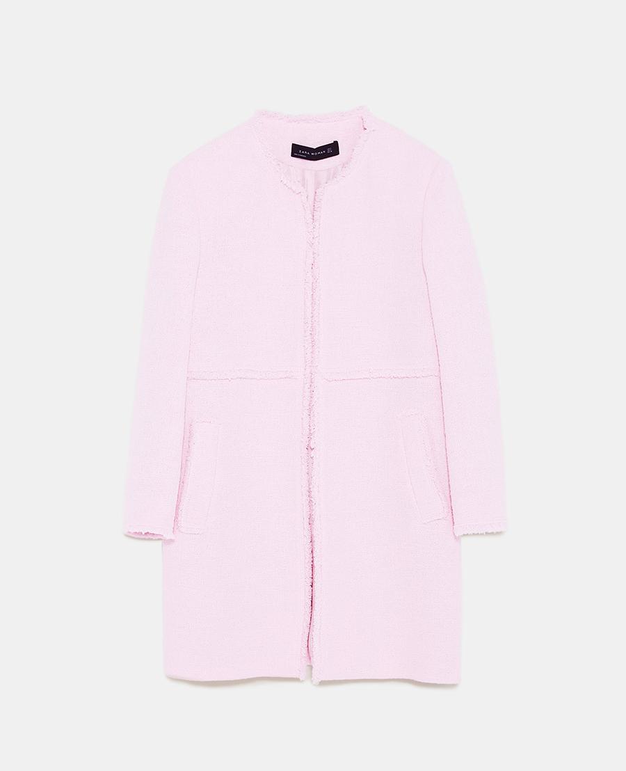 4818f4476e63b Letizia Ortiz tiene el abrigo de primavera perfecto para el ...