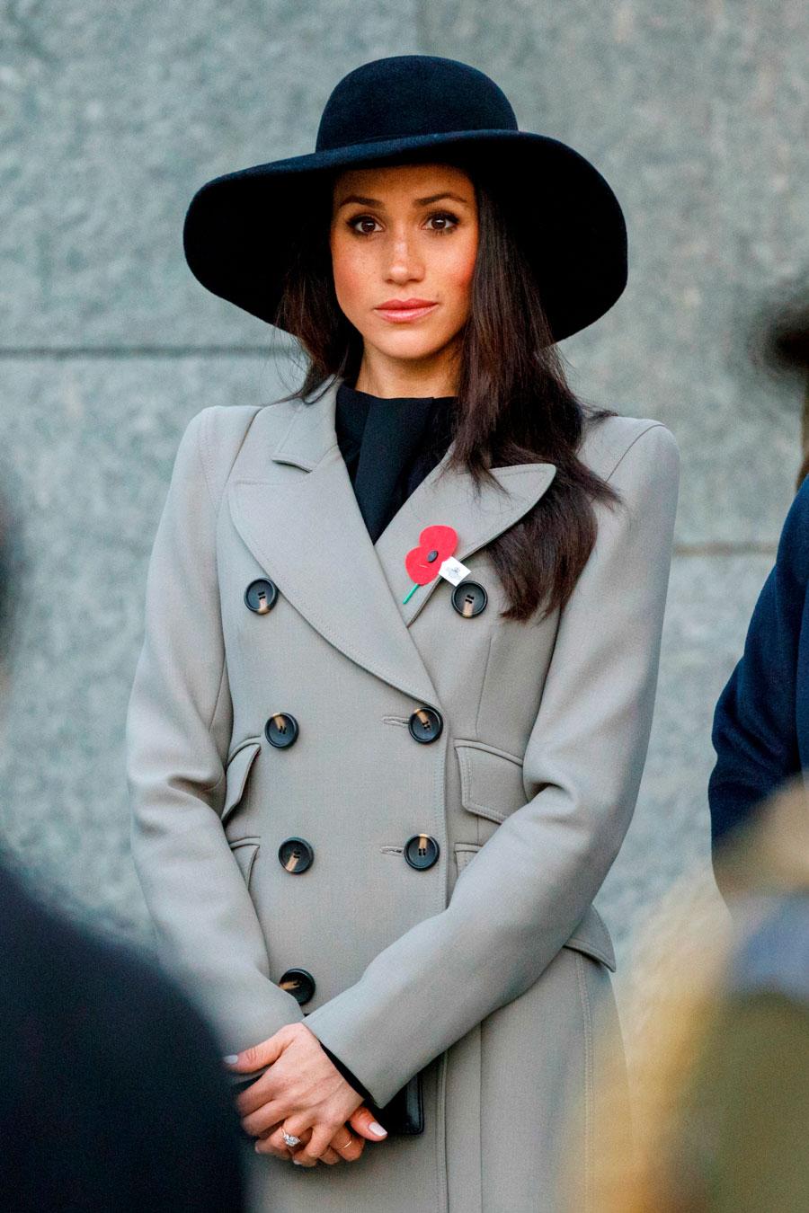 Cómo llevar sombrero  lección de estilo de Meghan Markle - InStyle 5ad515cbea9