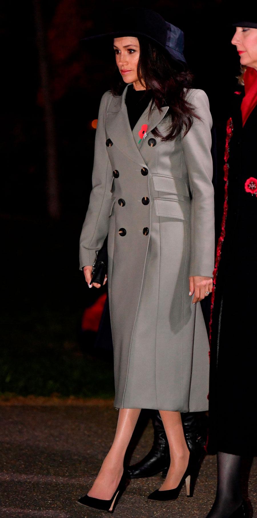 Meghan-Markle-look-gorro. Meghan Markle y su perfecto look con sombrero bdabfc890dd
