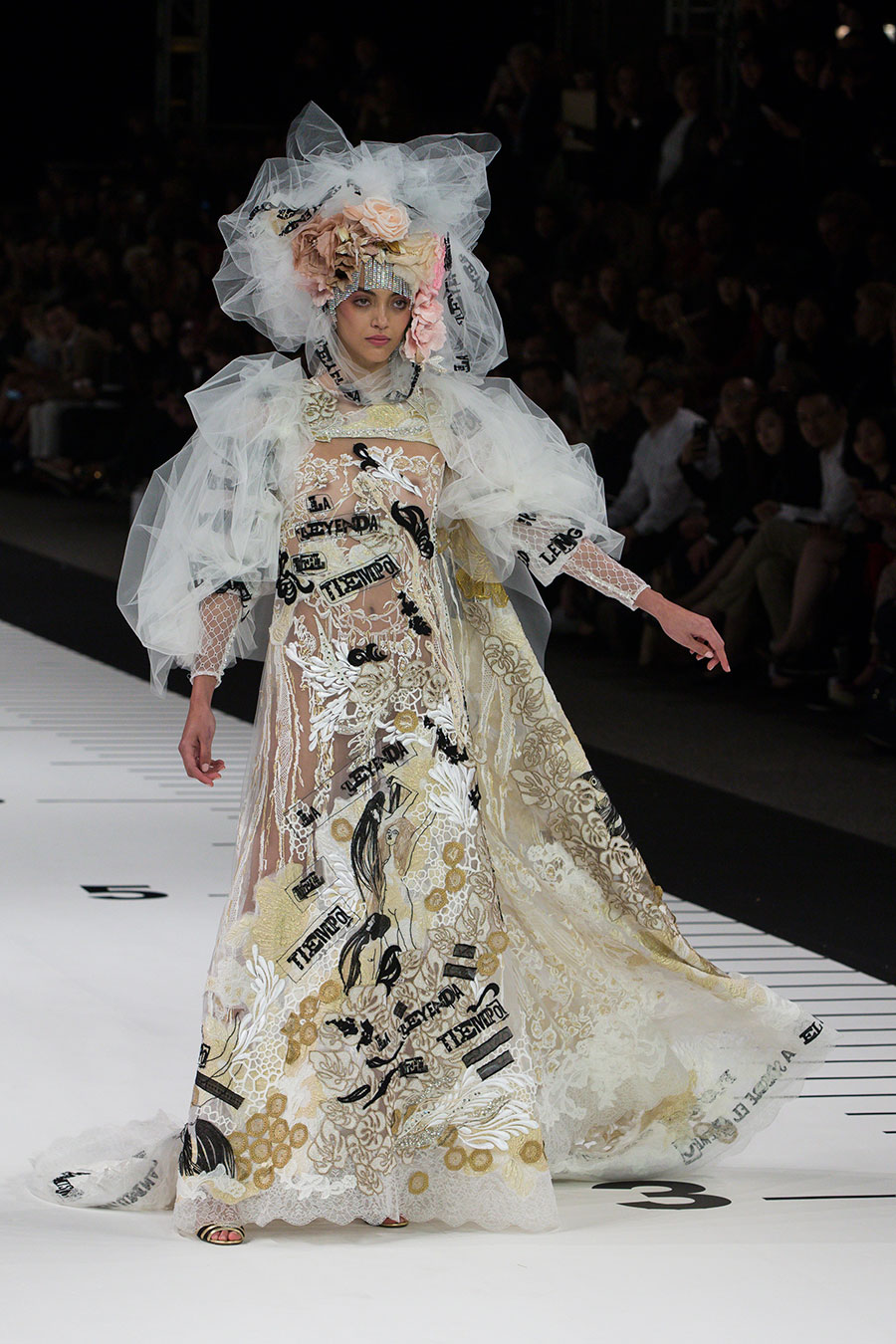 Vestidos novia yolan cris 2019