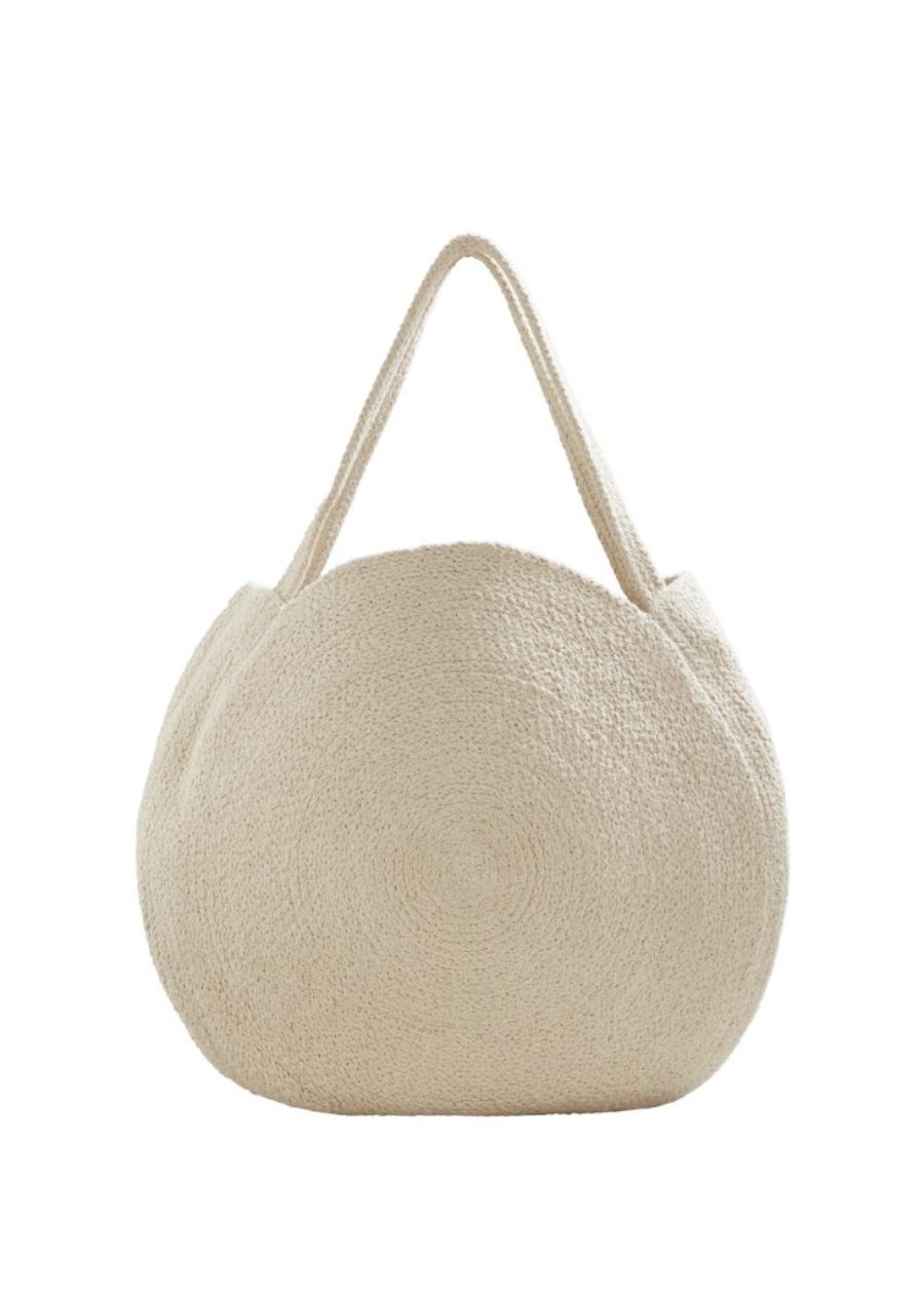 Las cestas o capazos redondos son el accesorio que necesitas este ... c21039320126