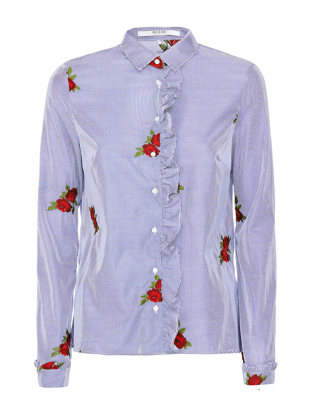 ed2f36777d La camisa de rayas de mujer se reinventa esta primavera 2018 - InStyle