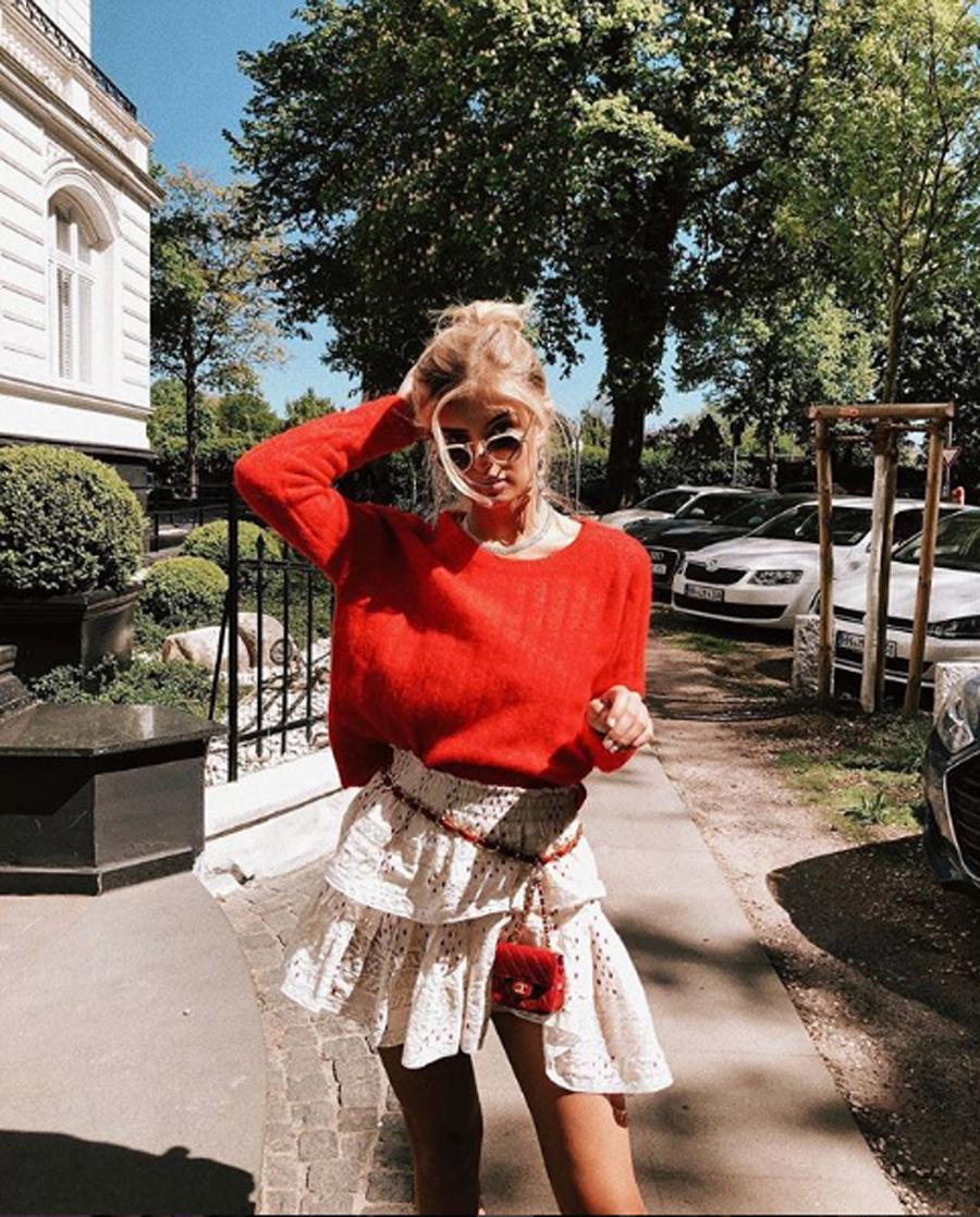 Ropa de moda primavera verano 2018  solo necesitas estas 10 prendas ... 824350d84589