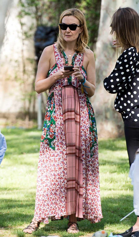 c16e7fff96 Marta Ortega tiene el vestido de flores más bonito de Zara - InStyle
