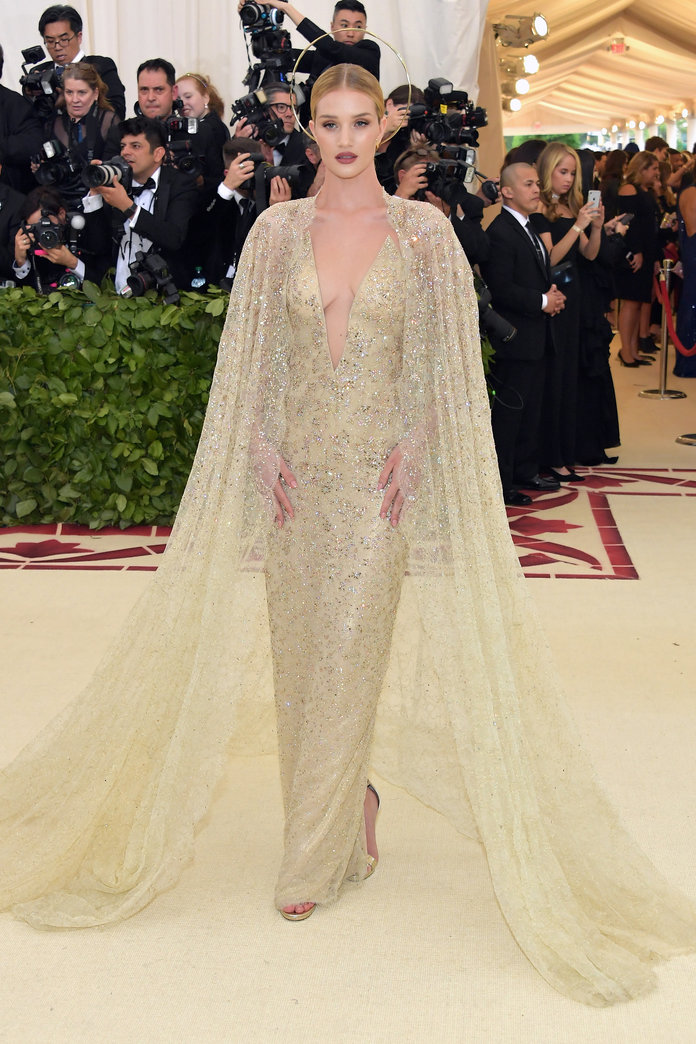 met-gala-2018-rosie-huntington-whitley. Rosie Huntington Whitley