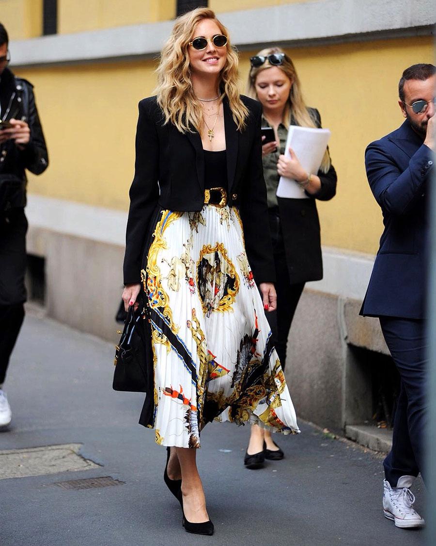 zapatos de separación venta caliente online siempre popular Falda plisada para primavera verano 2018 - InStyle
