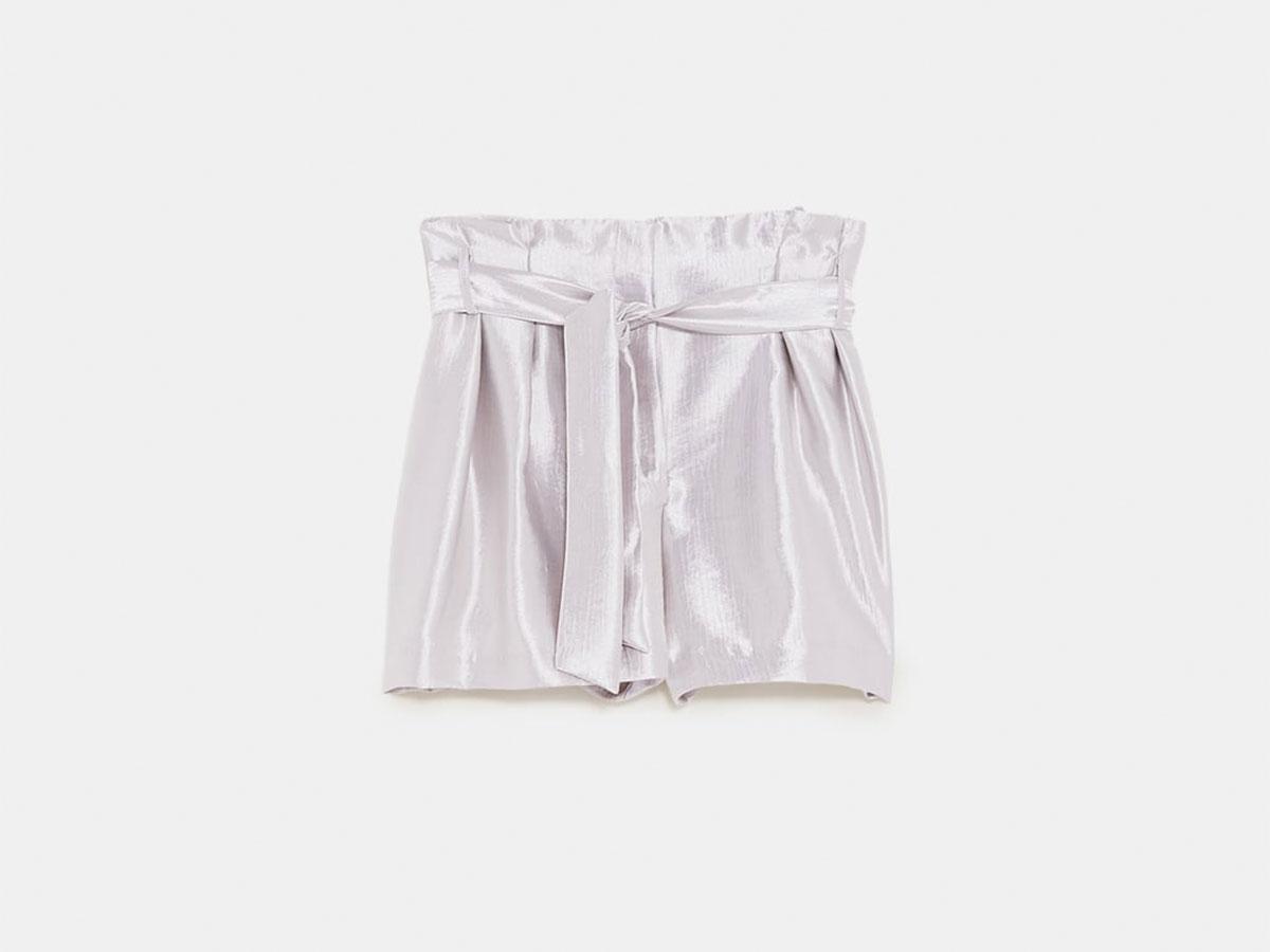vestidos-fiesta-cortos-pantalones-cortos-zara. Panalones cortos mujer 39c6c7ccf53