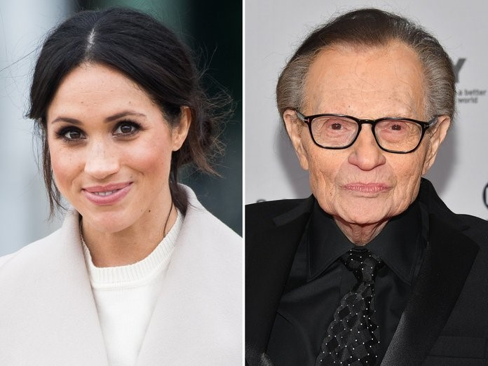 larry king y meghan