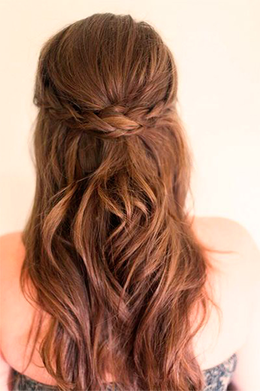 Peinados faciles para novias