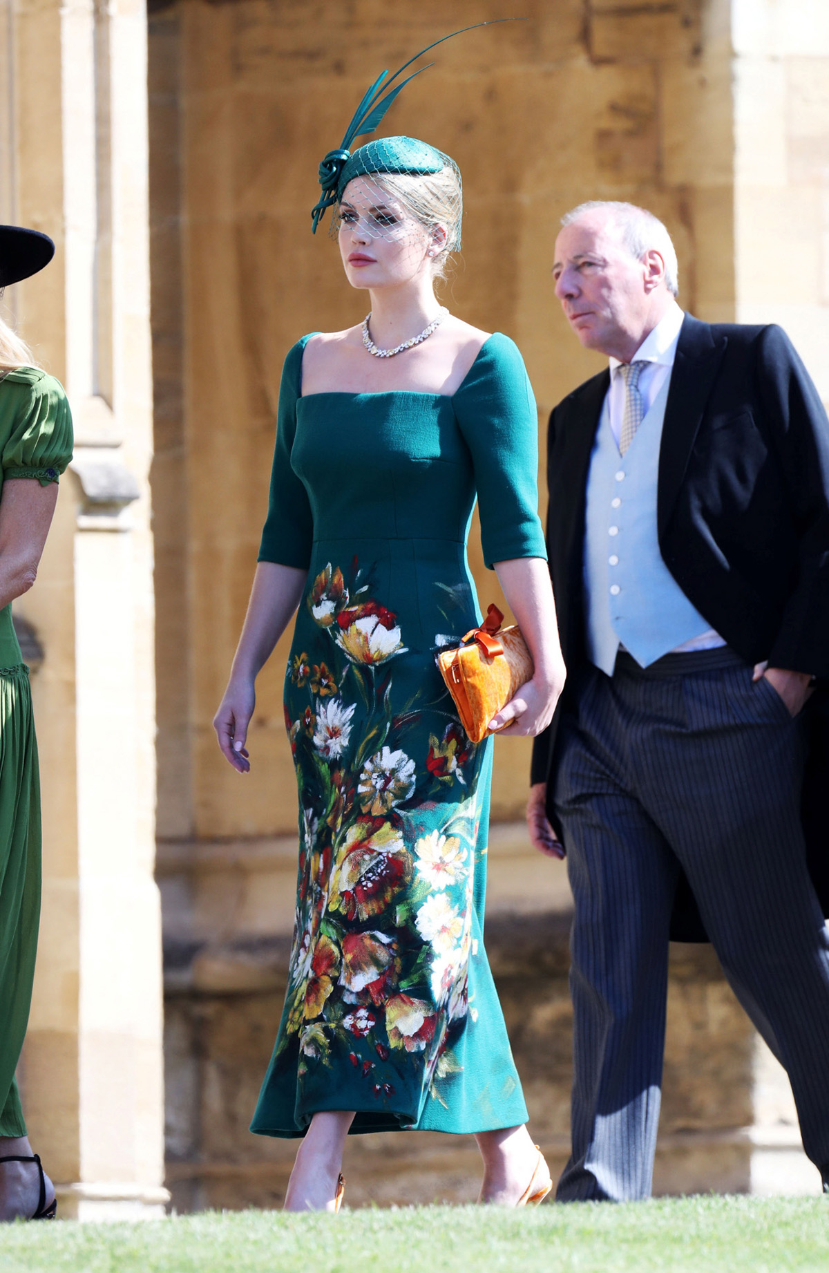 Lady Kitty Spencer. OUT: Estampados que te hacen mayor