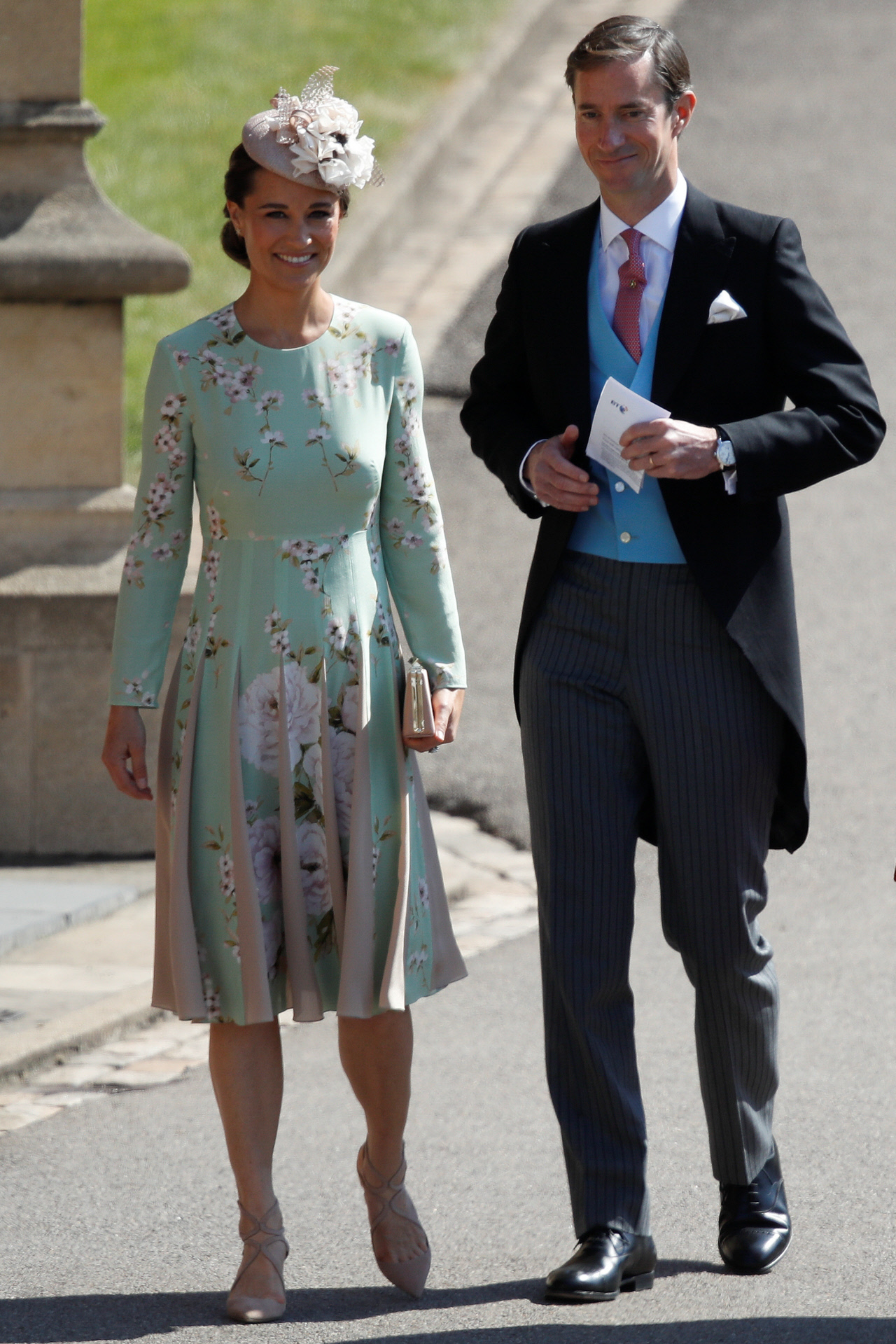 Pippa Middleton y James Mathews